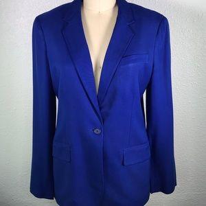 Vintage Lauren Ralph Lauren Vivid Indigo Blazer